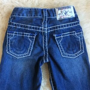 True Religion straight fit jeans